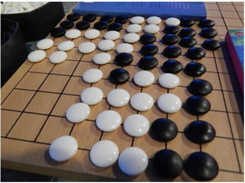 Baduk - a traditional game