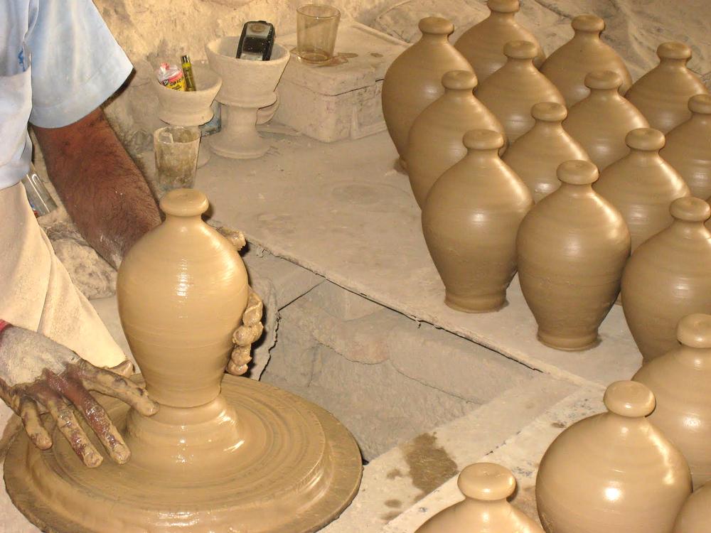 A'Ali Pottery