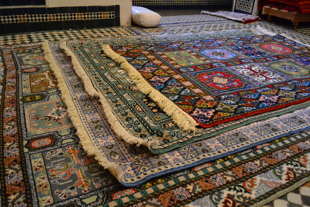 Exotic Rugs and Carpets