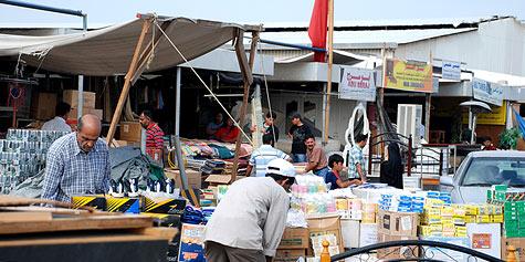 Isa Town Friday Market