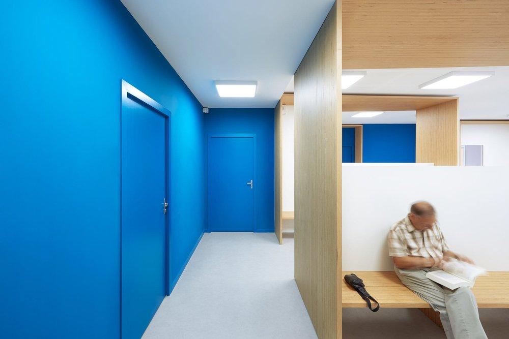 Maison médicale à Quesnoy sur Deûle ( 59 ) - ATELIER BUND