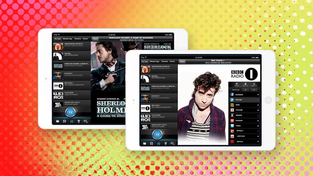 TopTag iPad App