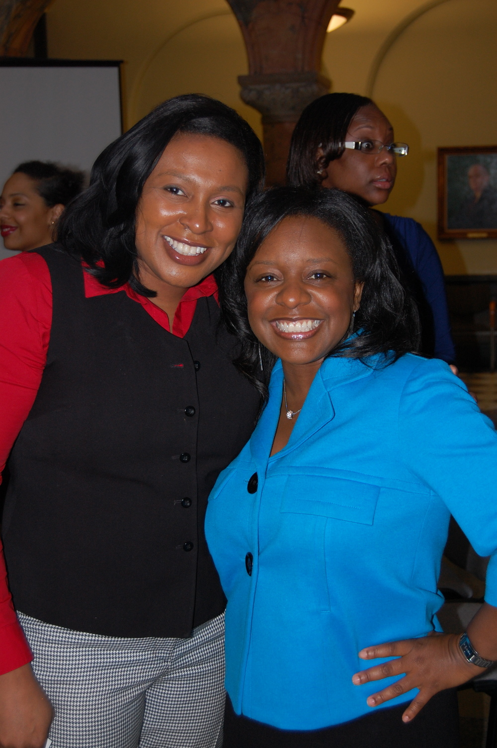 Meet and Greet with Mayor Lovely Warren - May 2014