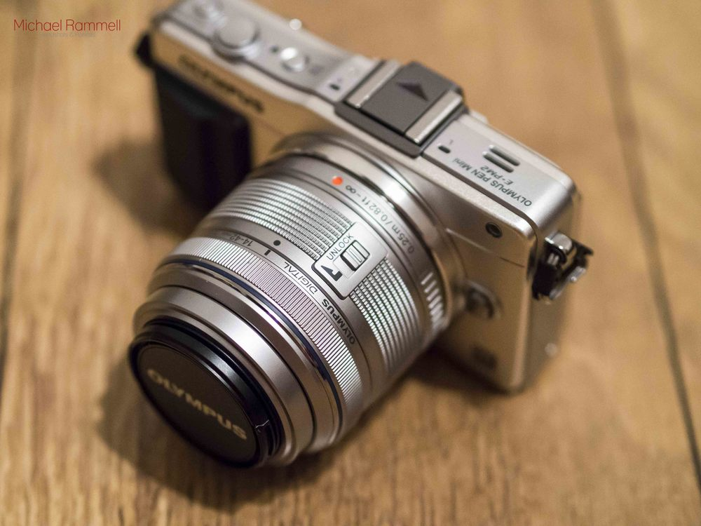 Olympus Pen Mini Laukku : Olympus pen mini e pm first impressions review michael