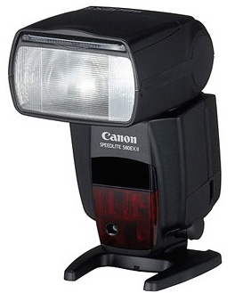 Canon 580 EXII