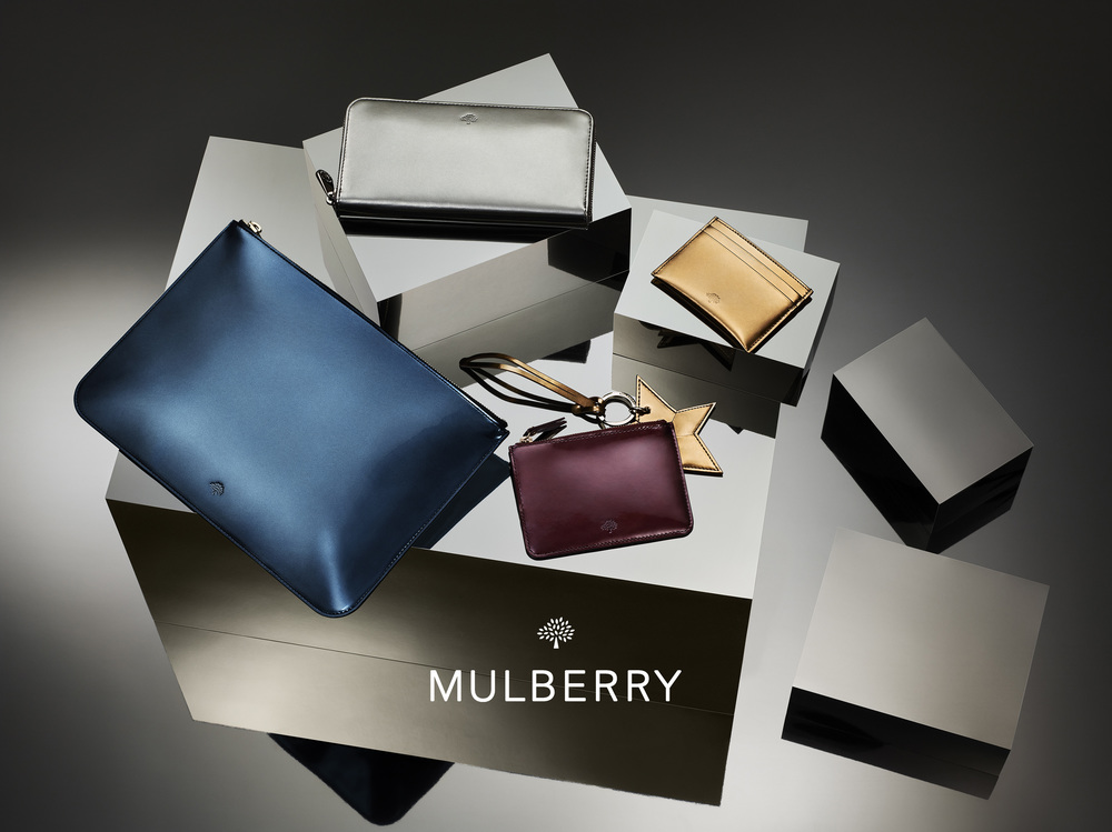 Mulberry / Photography: Arthur Woodcroft