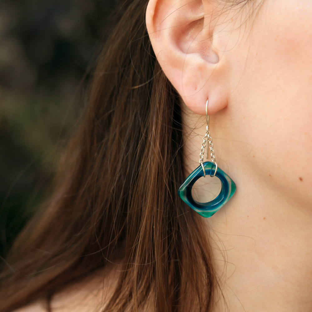 turquoise rhombus earrings 1.jpg