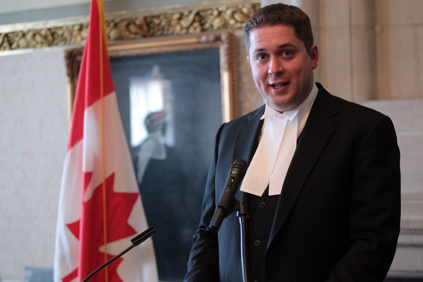 The Hon. Andrew Scheer, Speaker of the House