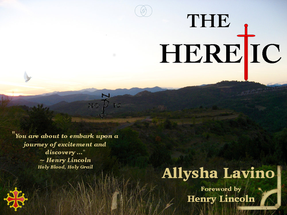 Coming 2017!  Look for  The Heretic  soon on Amazon!