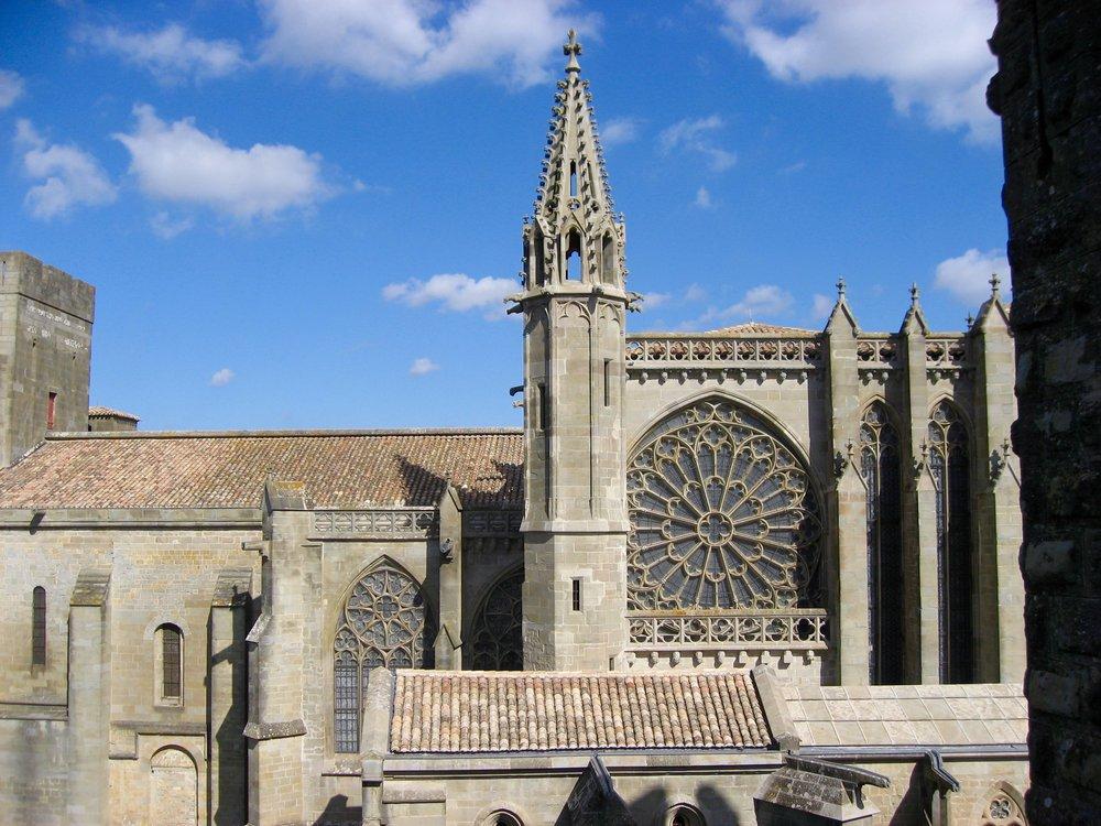 Carcassonne, France - Basilique de Saint Nazaire et Saint Celse 1.jpg