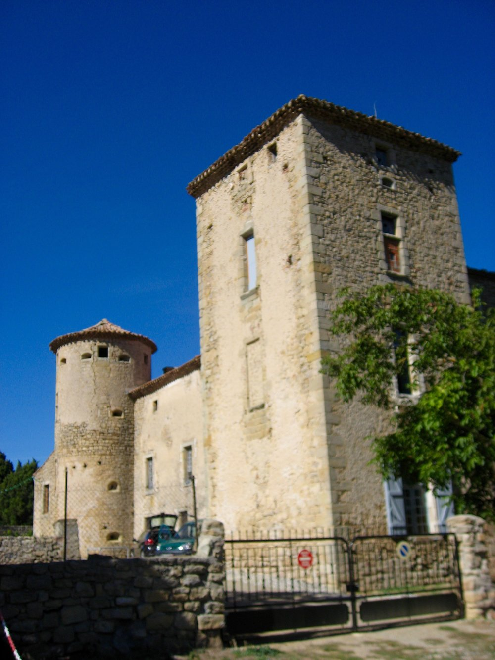 Rennes-le-Château, France - Château.jpg