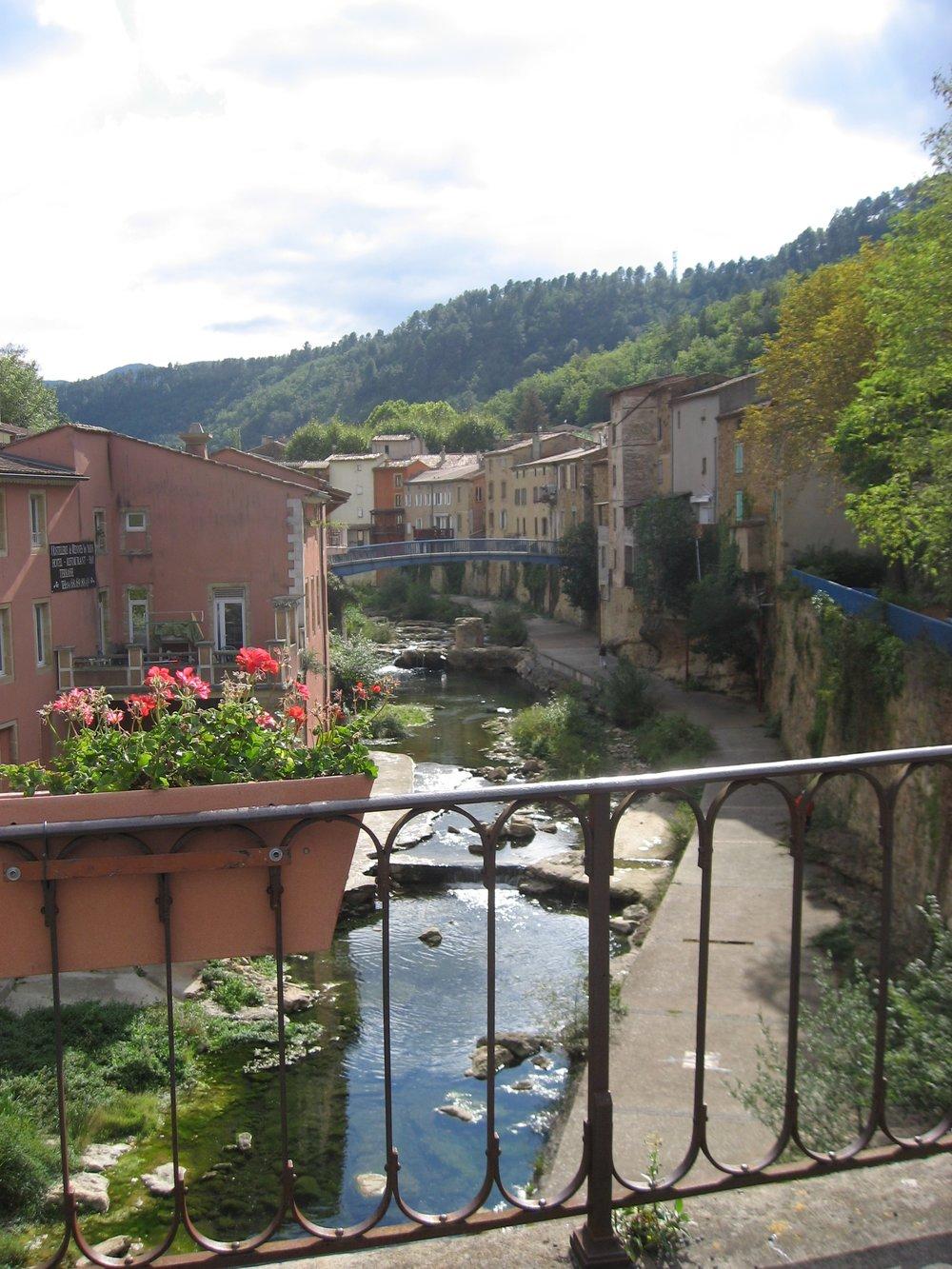Rennes-les-Bains, France - Salz River & Village 2.jpg