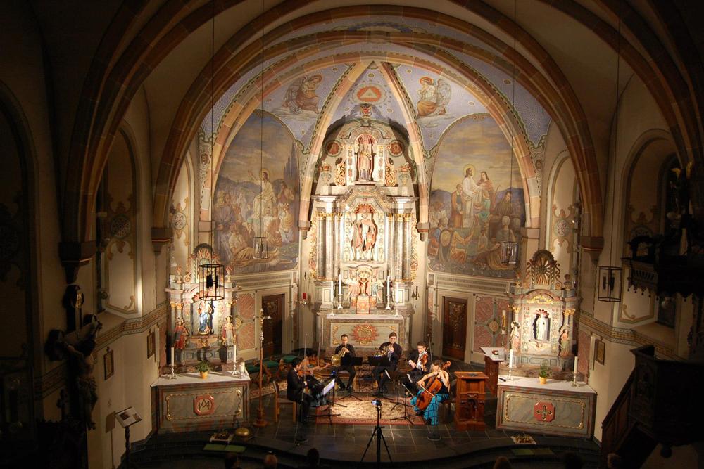 Church Night - Luxemburg