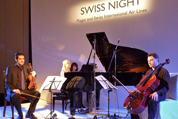 Swiss & Piaget Night Event - Tokio