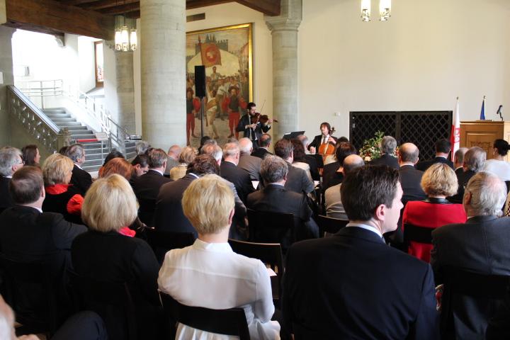 Polnische Botschaft - Anlass zum 3. Mai