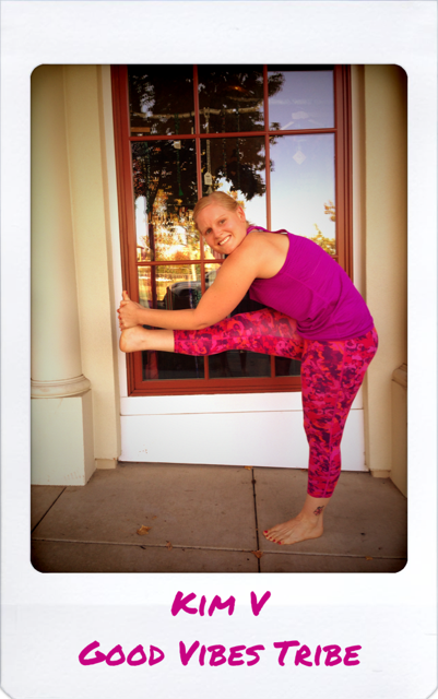 Good Vibes Tribe Yoga Kim V