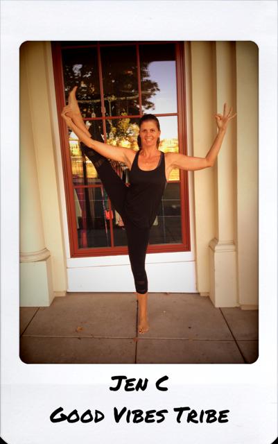 Jen C Good Vibes Tribe Yoga