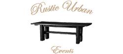 rustic urban events