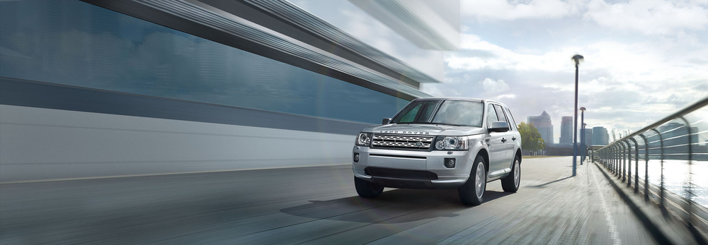 Brand: Land Rover    Agency: Matrix