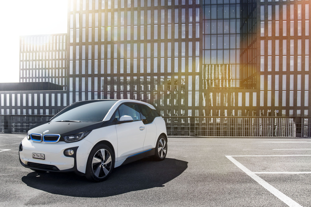 Brand: BMW i3    Photography: Stefan Jermann