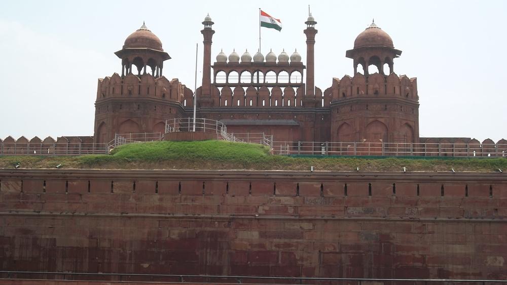 Red Fort - Old Delhi