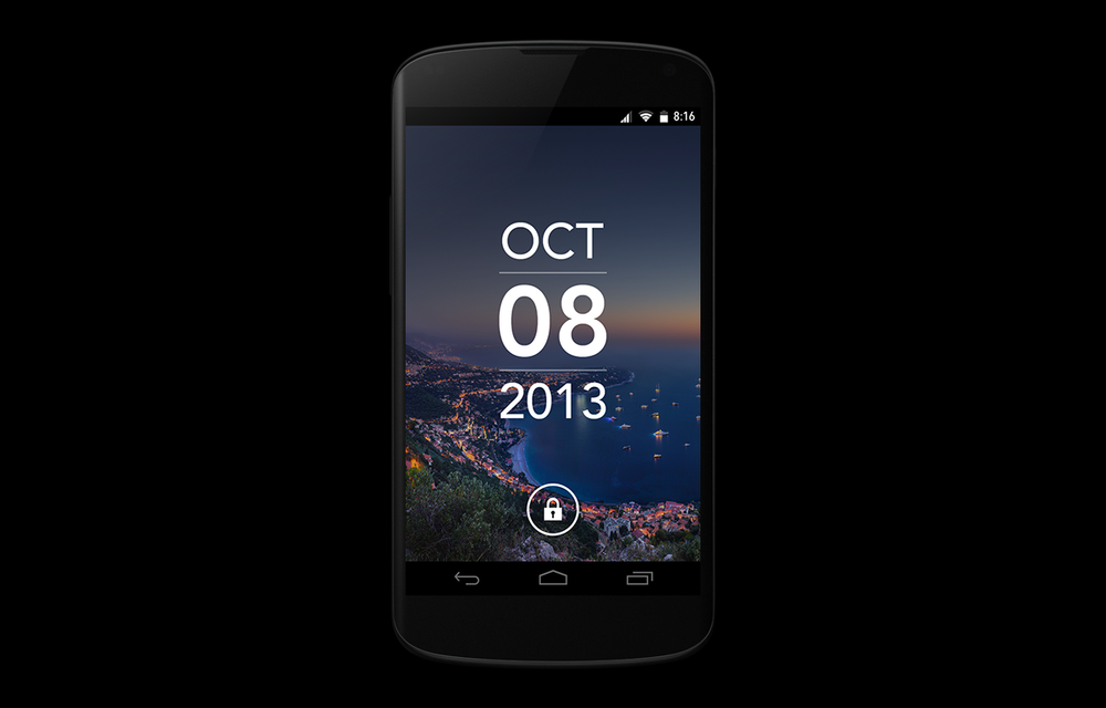 SMART - an Android Launcher