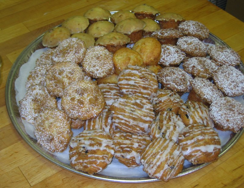 Assorted Mini-Muffins