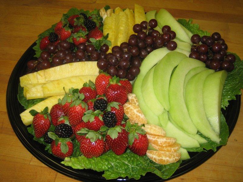 Seasonal Fresh Fruit Platter