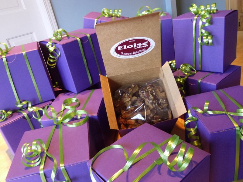 Toffee Gift Box
