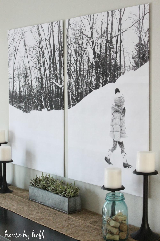 Split-Photo Wall Art by House of Hoff