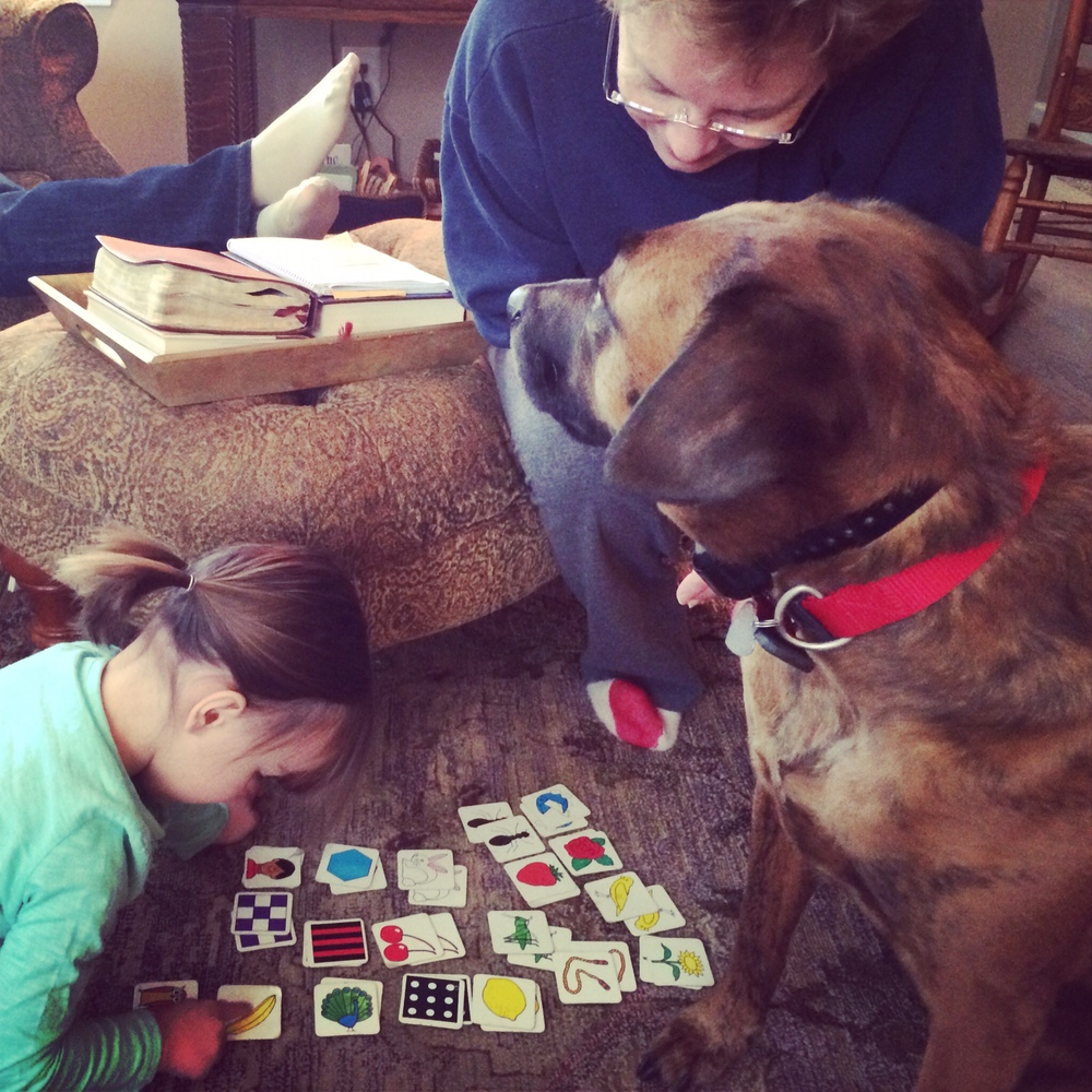 Playing Memory