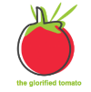 End Of The A in The Glorified Tomato