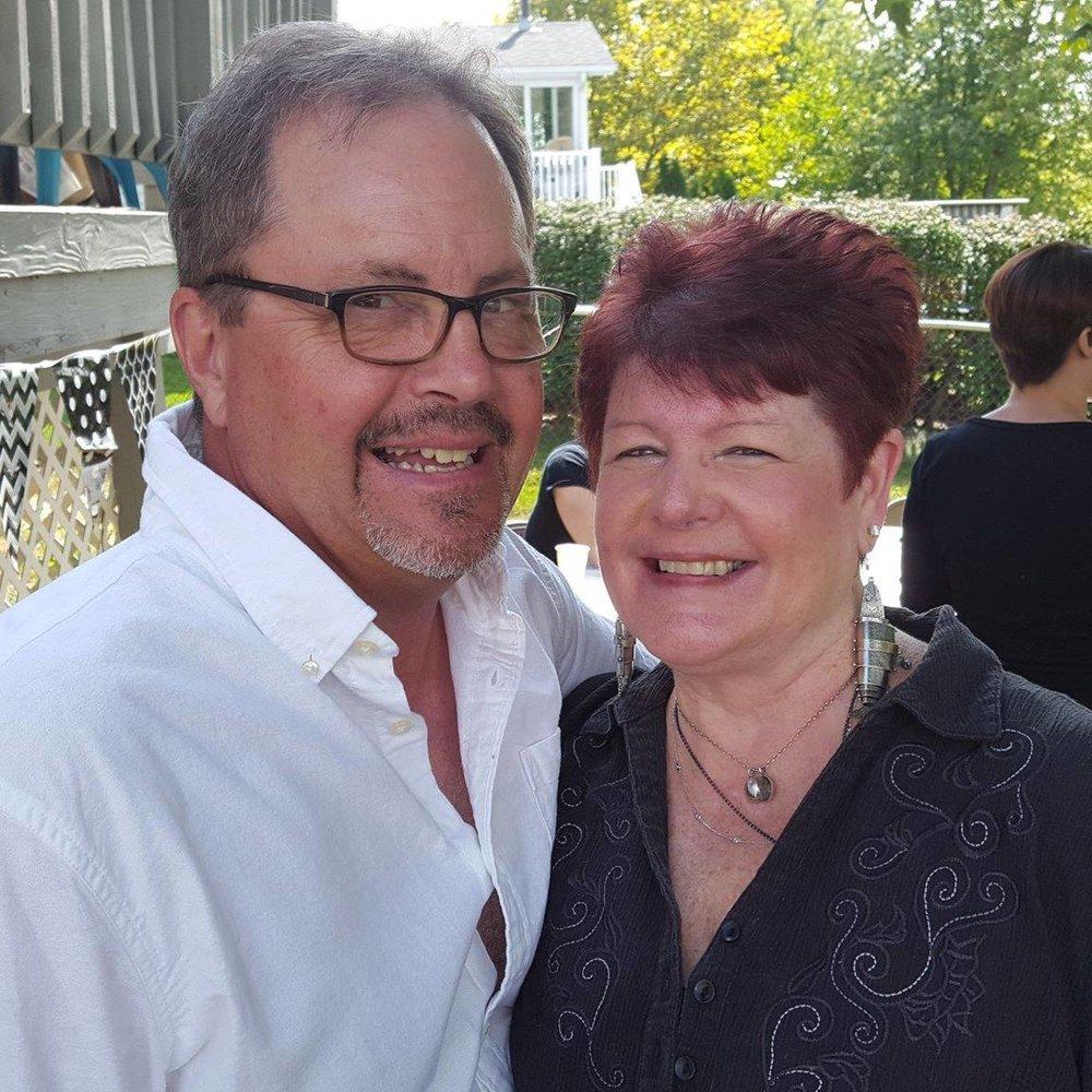 Teacher/Elder George and Roberta Malkiewicz