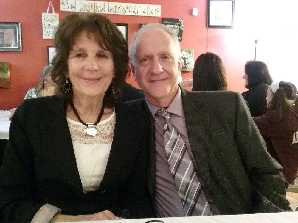 Pastors John and Pat O'Neal
