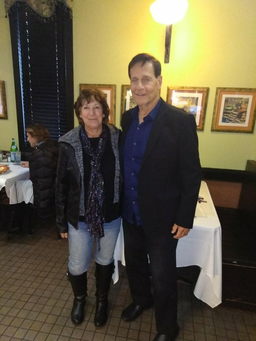 Pastors Joe and Marie Artese