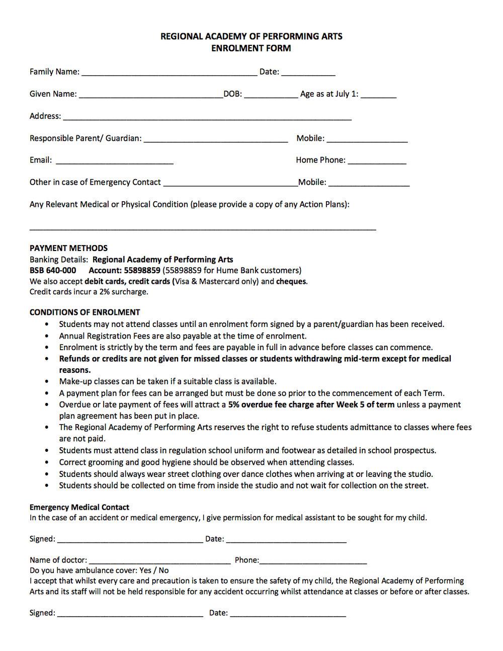 Enrolment Form. .jpg