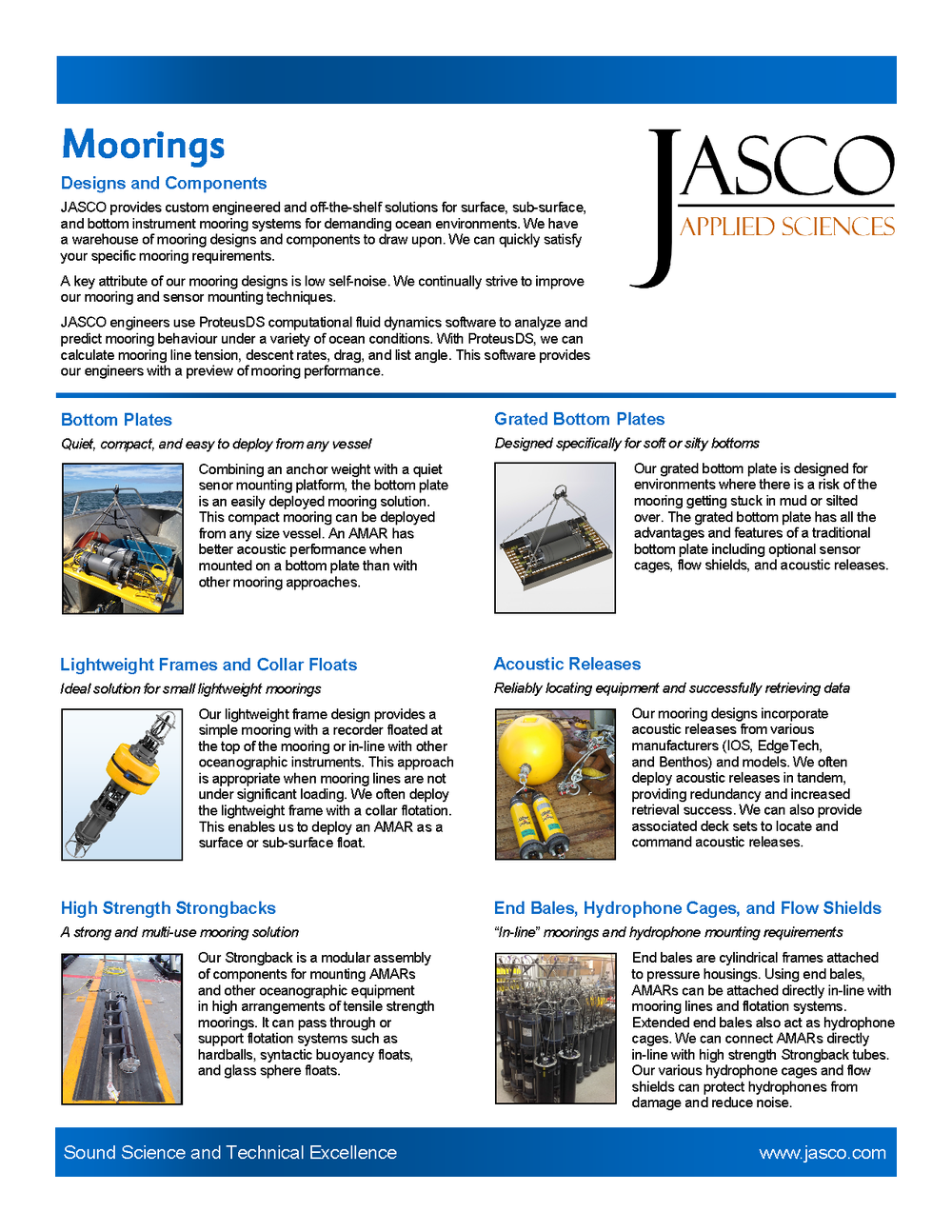 Mooring Accessories Letter size (PDF)  A4 size (PDF)