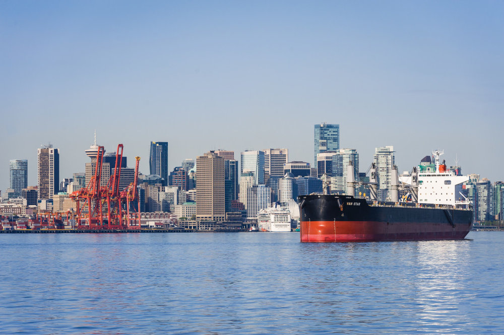 Photo credit: Port of Vancouver