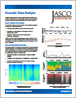 Acoustic Data Analysis   Letter size (PDF)   A4 size (PDF)