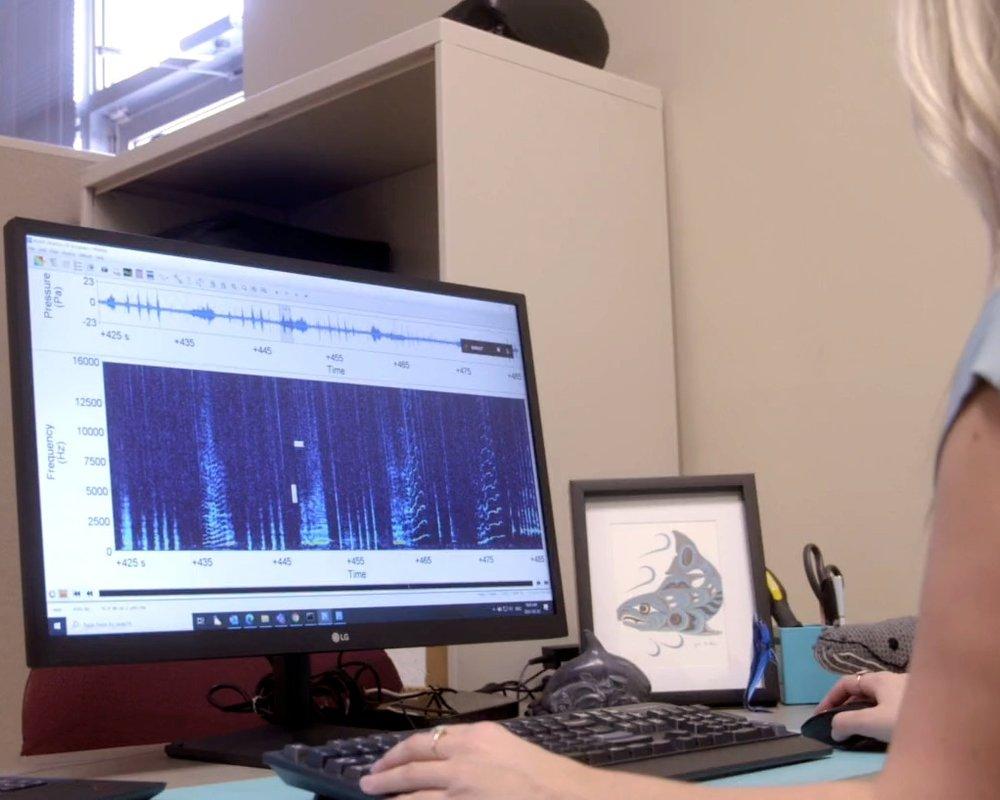 Science Data Analysis Data Analysis of Underwater