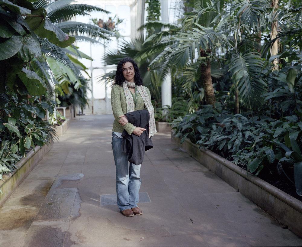 Thaise Emilio  Kew Gardens