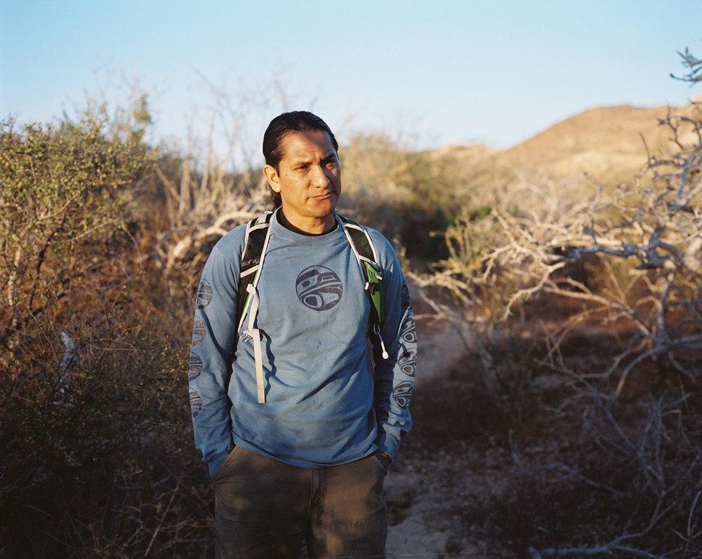 Sergio Avila  Conservation scientist  Sierra Club, Arizona.