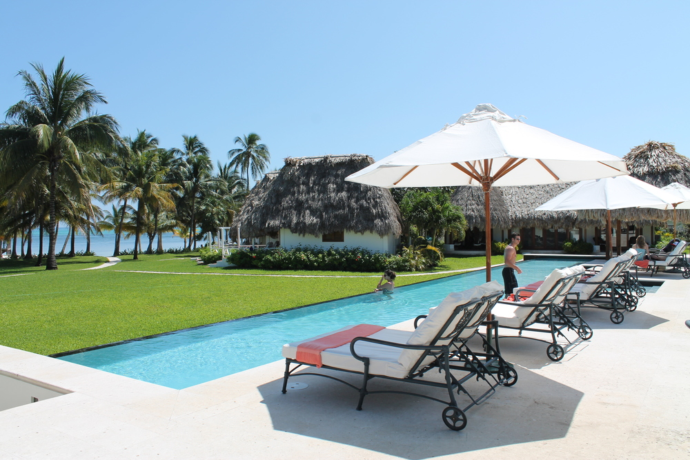The Victoria House remains the top choice for refined beach luxury south of San Pedro Town
