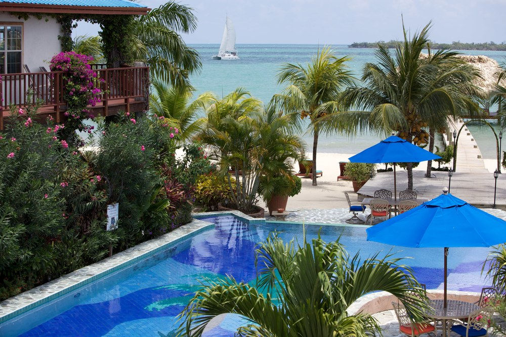 The Chabil Mar Villas offer guests refined luxury in an exclusive yet relaxed atmosphere near the Placencia Village