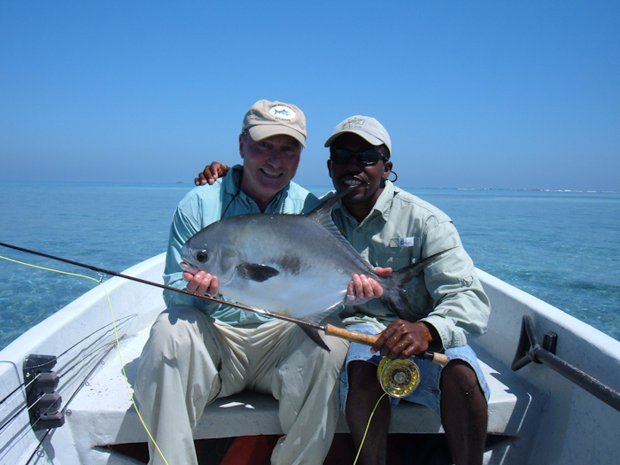 Expert local fishing guides will help you score a Grand Slam off the Placencia coast