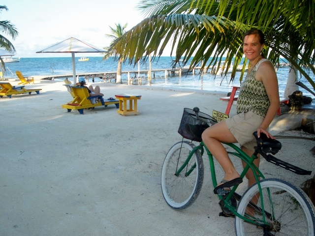 Catarina Schmidt - Belize Travel Expert - Belize Travel Agent - All Inclusive Vacation Packages - SabreWing Travel - Caye Caulker