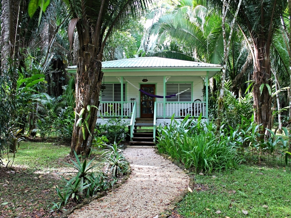 Hickatee Cottages - Belize Jungle Lodges -Toledo District - All Inclusive Vacation Packages to Belize - SabreWing Travel
