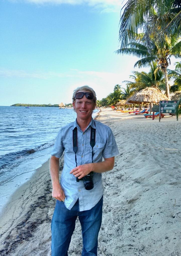 Belize travel expert david berg visits the resorts at hopkins beach