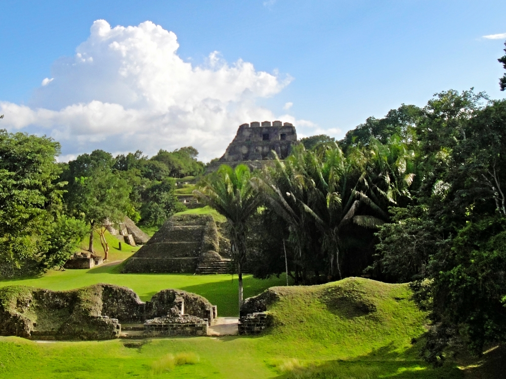 Xunantunich Maya Site - Belize Vacation Packages - Cayo District Adventures