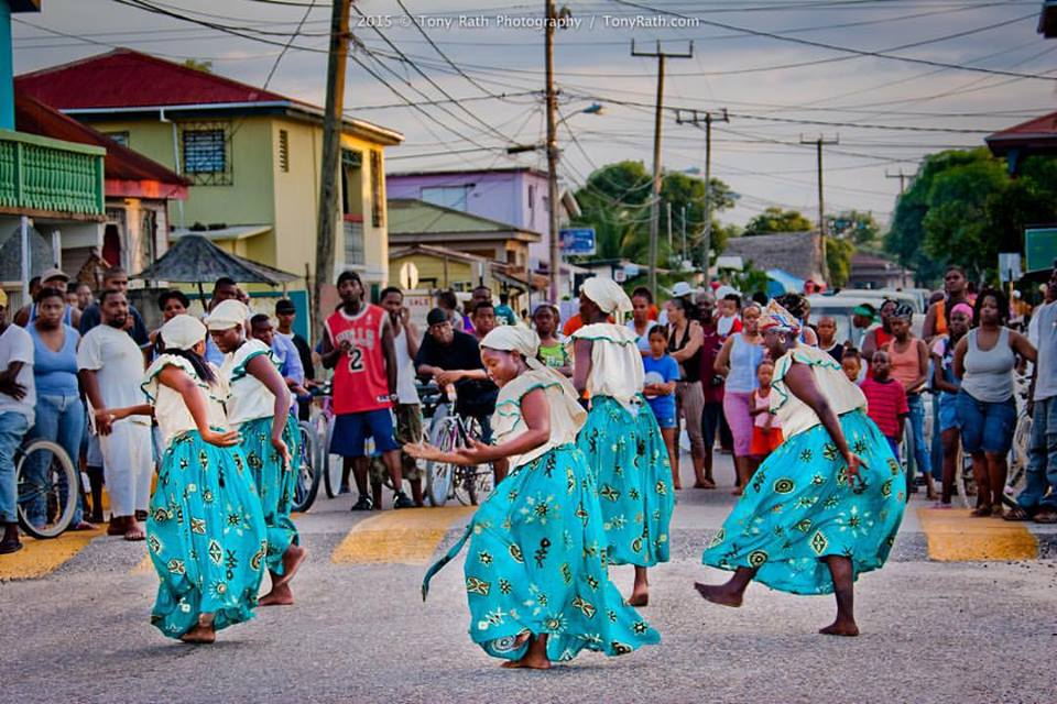 Garifuna Settlement Day - Tony Rath - Dangriga - Belize